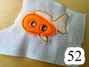 numbered-redo-orange-fish-sewn-front-on-back-Jesus-walking-water