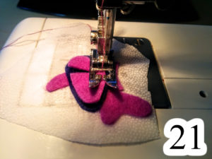 numbered-redo-purple-fish-sew-on-interfacing-Jesus-walking-water