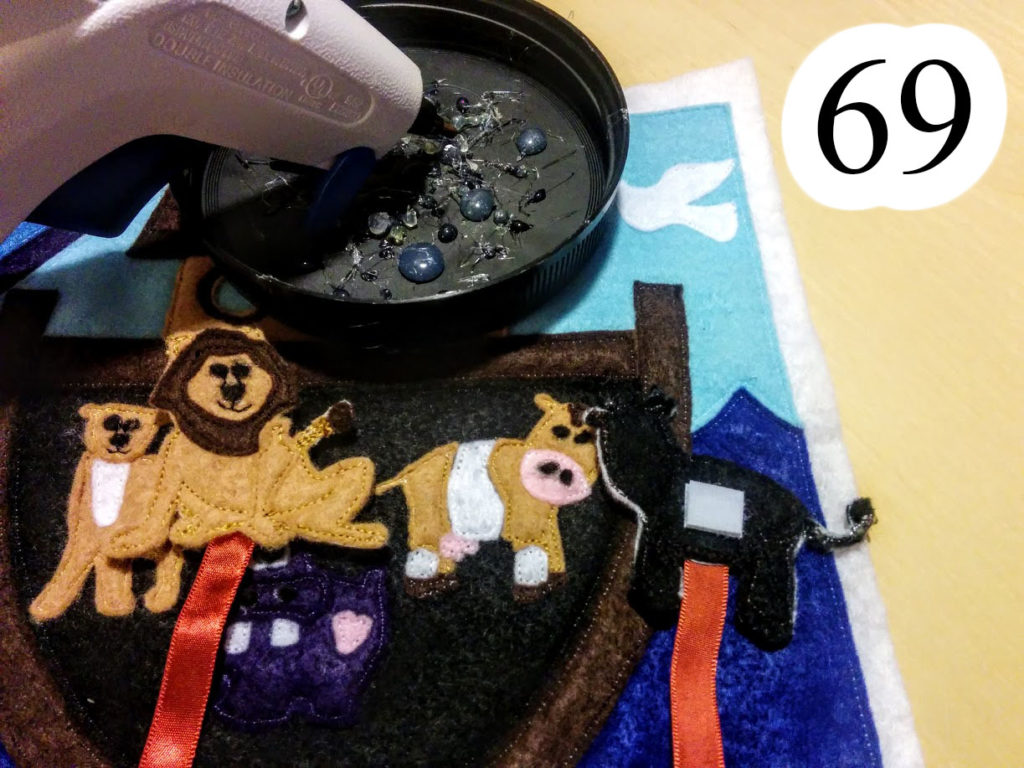 numbered-hot-glue-velcro-loose-cow-inside-ark-background-Noahs-ark