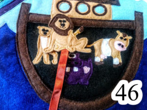numbered-place-velcro-loose-lion-inside-ark-background-Noahs-ark